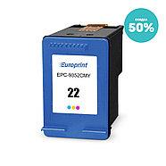Картридж Europrint EPC-9352CMY (№22), фото 3