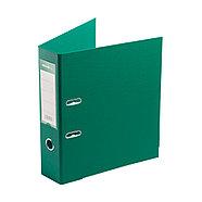 """Папка–регистратор Deluxe с арочным механизмом, Office 3-GN36 (3"""" GREEN), А4, 70 мм, зелёный, фото 3"""