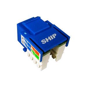 Модуль для информационной розетки SHIP M245-3 Cat.5e RJ-45 UTP