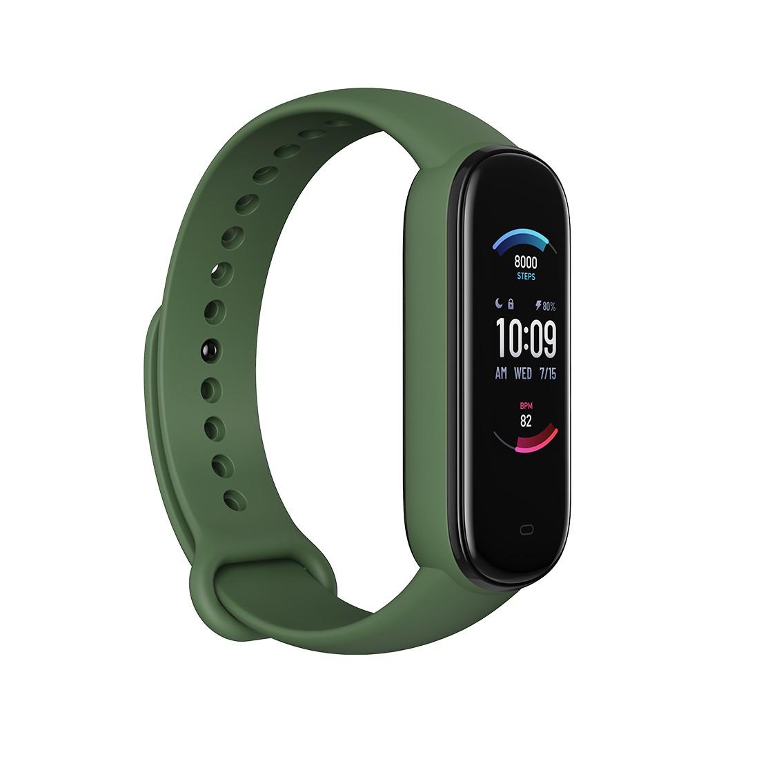 Смарт часы Amazfit Band 5 Зеленый