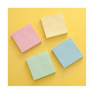 Стикеры бумажные самоклеющиеся Comix D5005, 76х76 мм., 400 л.
