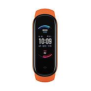 Смарт часы Amazfit Band 5 Оранжевый, фото 2