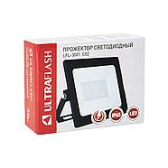 Прожектор LED SMD Ultraflash LFL-3001 C02 (12316) (30Вт., 6500К), фото 3