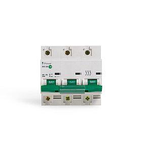 Автоматический выключатель реечный iPower ВА47-100 3Р 80А