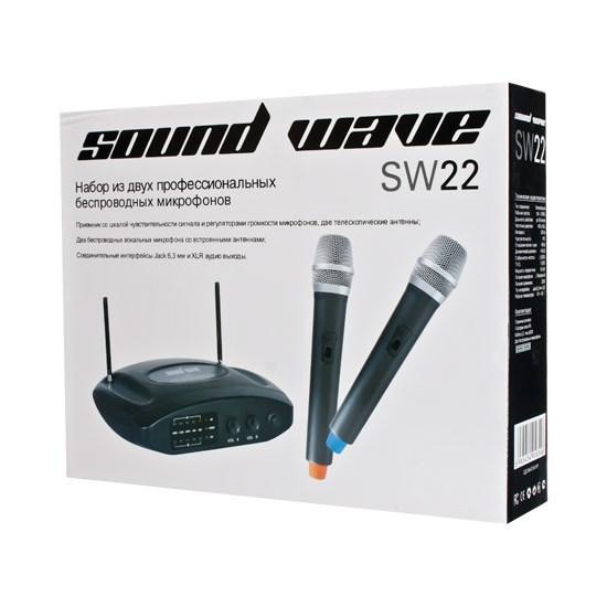 Набор Микрофонов Sound Wave SW22