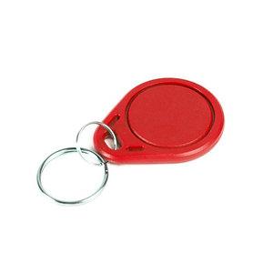 RFID Брелок-ключ KR41N-R1 красный