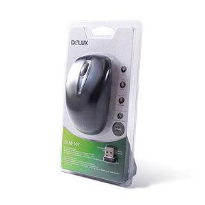 Компьютерная мышь Delux DLM-107OGB