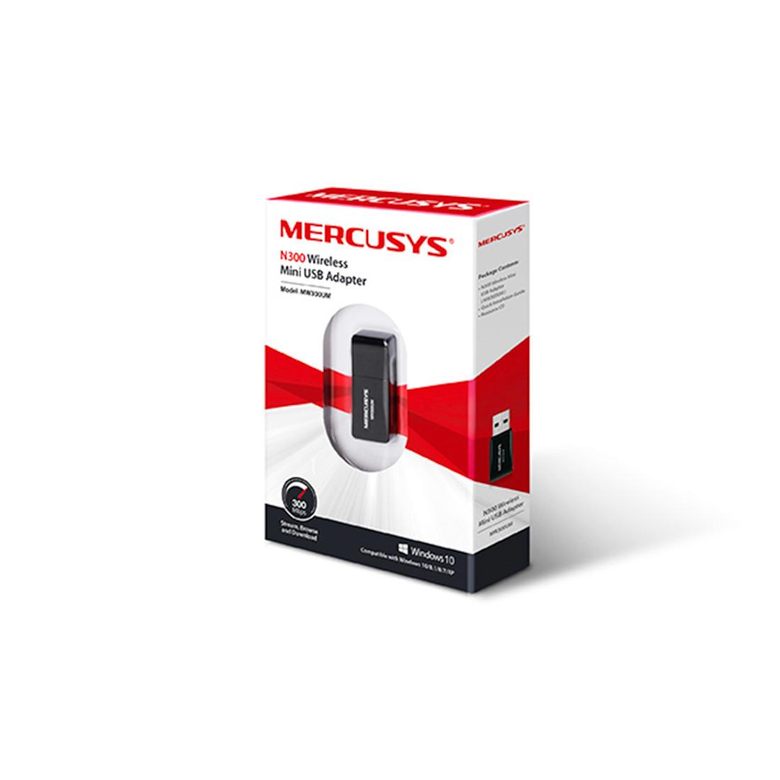 USB-адаптер Mercusys MW300UM