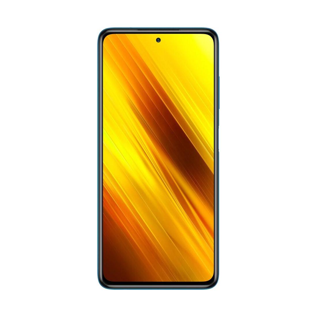 Мобильный телефон Poco X3 64GB Cobalt Blue