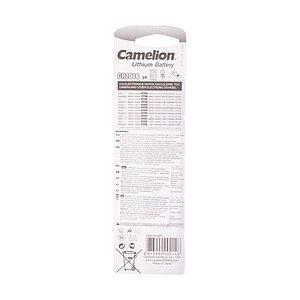 Батарейка CAMELION Lithium CR2016-BP5 5 шт. в блистере
