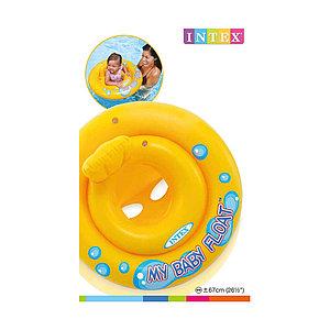 Надувной круг для плавания Intex 59574NP