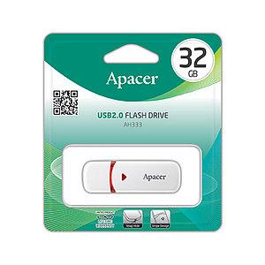 USB-накопитель Apacer AH333 32GB Белый