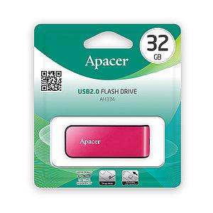 USB-накопитель Apacer AH334 32GB Розовый
