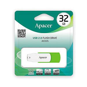 USB-накопитель Apacer AH335 32GB Зеленый