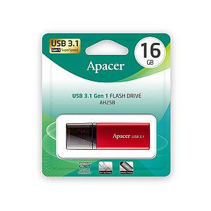 USB-накопитель Apacer AH25B 16GB Красный