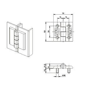 Навес для шкафов Deluxe JL 218-2А
