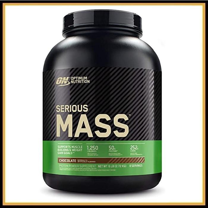 ON Serious mass 2,7кг (шоколад с орехом)