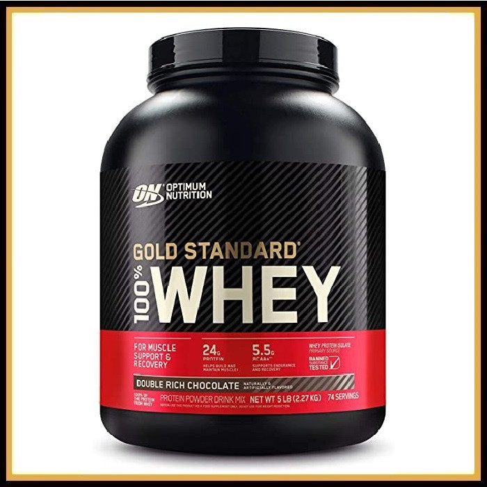 ON Whey gold standard 2,3kg (молочный шоколад)