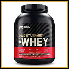 ON Whey gold standard 2,3kg (французская ваниль)