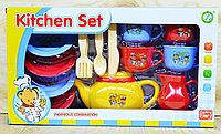 Немного помятая!!!  NF680-13 Чайный сервиз Kitchen Set 37*21см