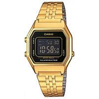 Электронные наручные часы Casio LA-680WEGA-1B. Оригинал 100%. Классика. Kaspi RED. Рассрочка