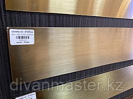 8 см, матовое золото, - Полосы для декорирования,ширина 8 см,матовое золото 305 см