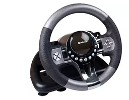 Игровой контроллер Defender Forsage GTR черный