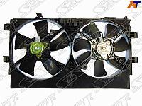 Диффузор радиатора в сборе MITSUBISHI LANCER 07- /ASX 10- /OUTLANDER XL /CITROEN C-CROS