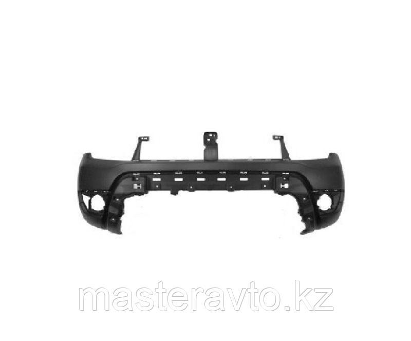 Бампер передний с отв. под тум. Renault  Duster 15- 620224960R