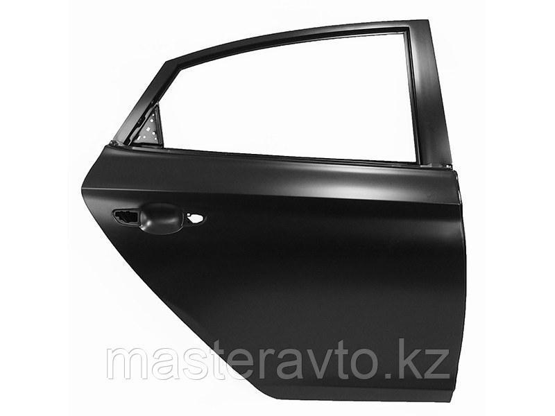 Дверь задняя RH Hyundai Accent/Solaris 2 17- седан 77004H5000