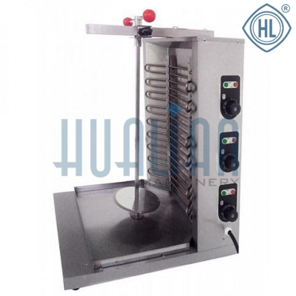 Электрический аппарат для приготовления шаурмы HES-E2