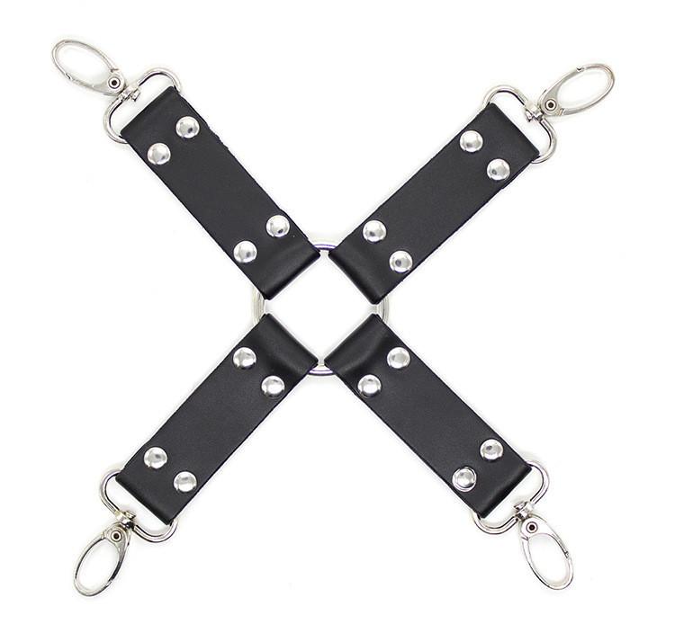 Крестообразный фиксатор для наручников.