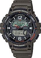 Наручные часы Casio WSC-1250H-3AVEF, фото 1