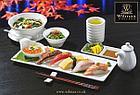 Блюдо Wilmax для суши/канапе 35,5 см, фото 3
