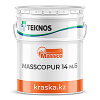 MASSCOPUR 14 м.Б Двухкомпонентная полиуретановая эмаль повышенной химической стойкости