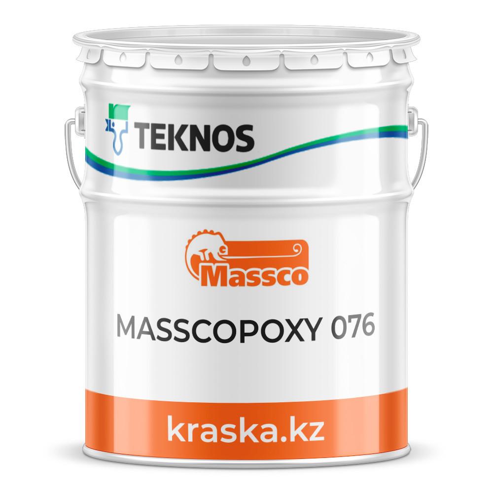 MASSCOPOXY 076  двухкомпонентная эпоксидная грунтовка