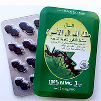 Ant king viagra Зеленый Муравей  12 таблеток
