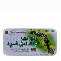 Препарат для потенции Africa Black Ant King (Африканский черный муравей) 12 таб.