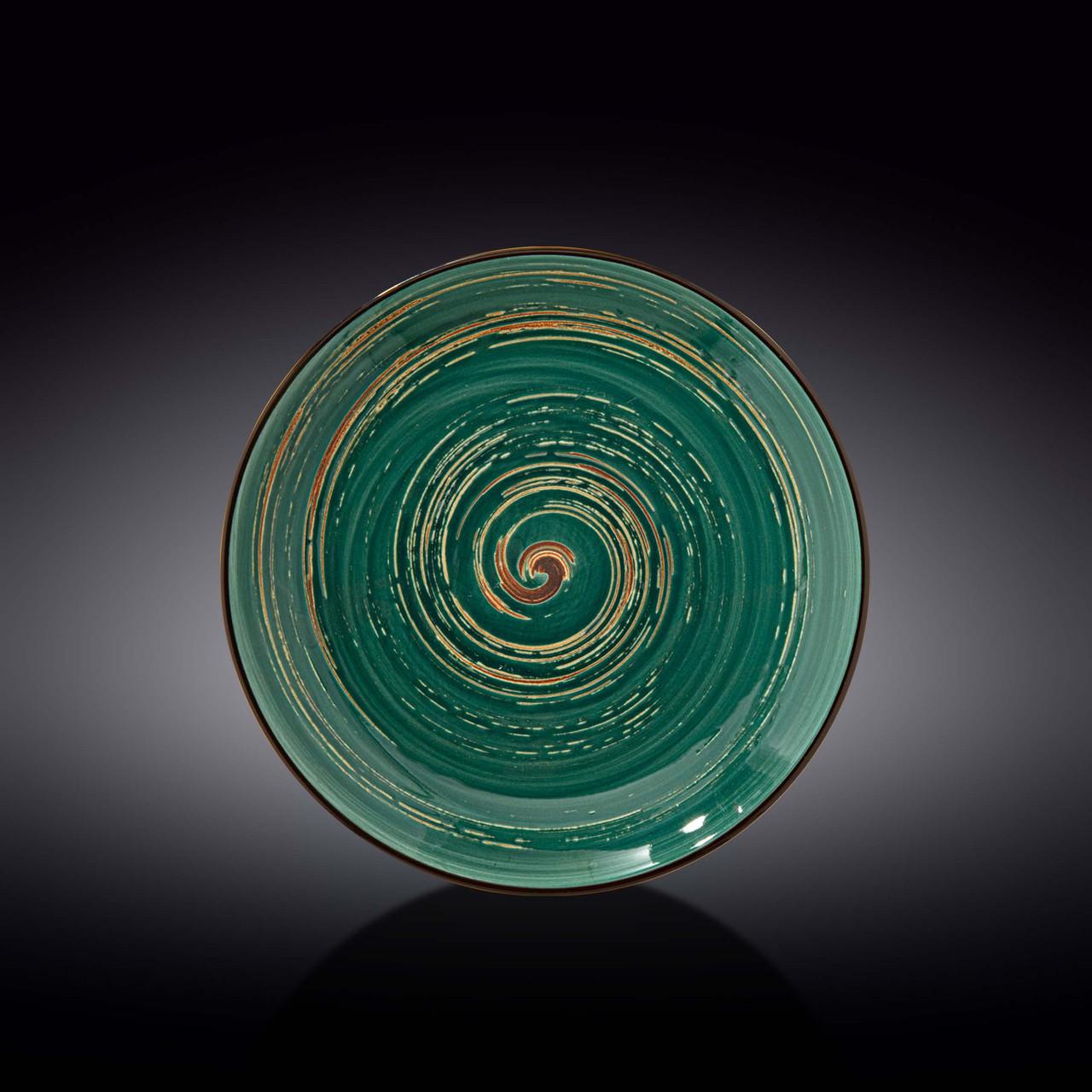Тарелка обеденная Wilmax Spiral 25,5 см