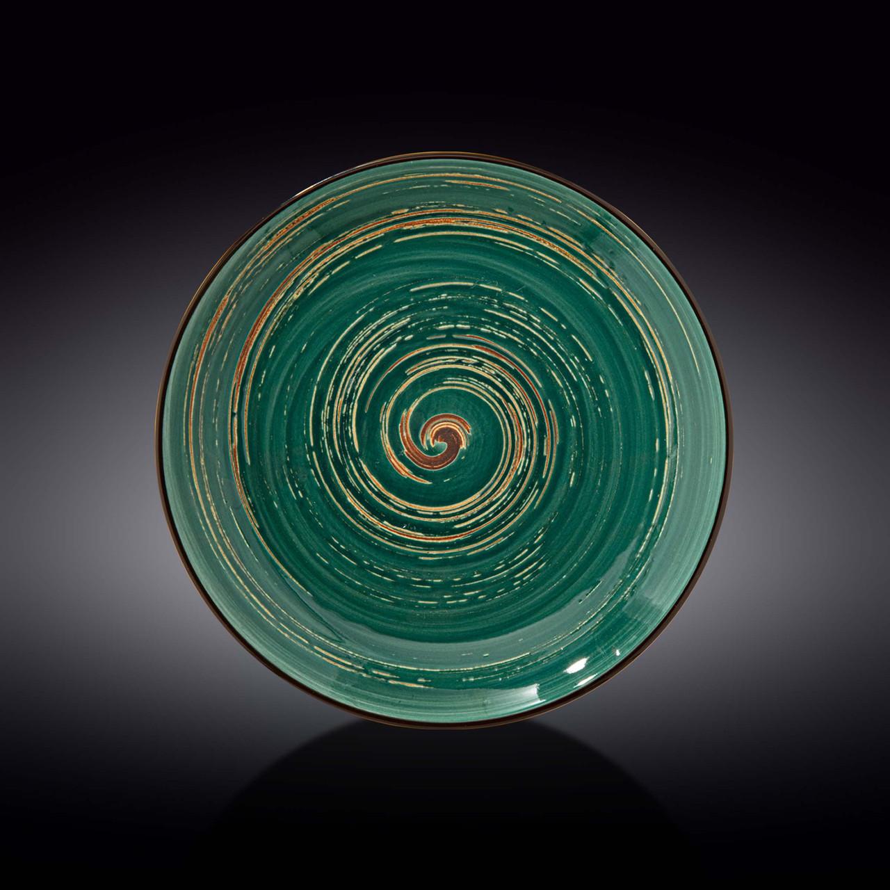 Тарелка обеденная Wilmax Spiral 28 см