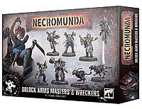 Necromunda: Orlock Arms Masters and Wreckers (Некромунда: Мастера оружия Орлоков)