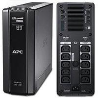 ИБП UPS APC/BR1500GI/Back Pro/Line Interactiv/AVR/IEC/1 500 VA/865 W BR1500GI