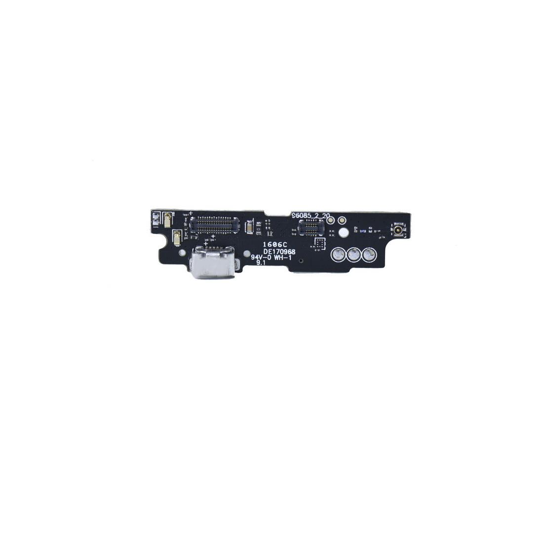 Нижняя плата Meizu M3 Note L681H с коннектором заряда и вибромотором (EU)
