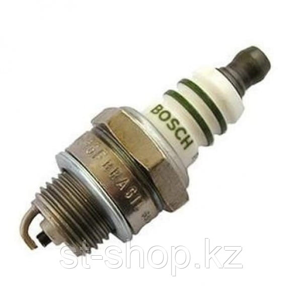 Свеча WSR 6F Bosch для бензопил, триммеров (мотокос), кусторезов, бензорезов, бензобуров (мотобуров)