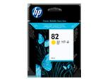 HP C4913A Картридж желтый HP 82 для Designjet 820/500/510/800815/120