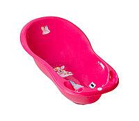 Детская ванночка Tega Baby Принцесса 102см розовый