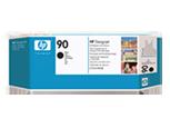 HP C5054A Печатающая головка черная HP 90 для DesignJet 4000/4500