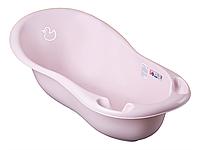 Детская ванночка Tega Уточка 102см розовая