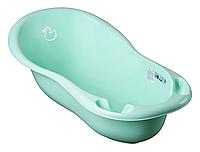 Детская ванночка Tega Уточка 102см зеленая