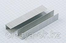 Скобы 14 мм для степлера тип 53 усиленные, 1000 шт Gross, фото 3